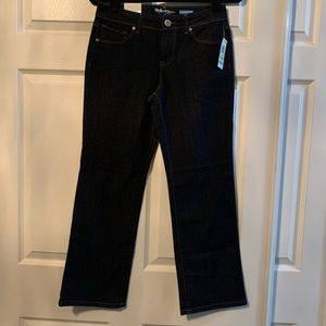 Woman's NWT style and co bootcut jeans